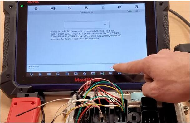 How-to-Use-Autel-G-Box2-Read-ISN-Code-for-BMW-N20-DME-2