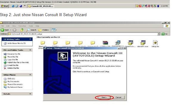 How - to - Install - Nissan - Consult - 3 - III - Plus - Diagnostic - Softwar - 2